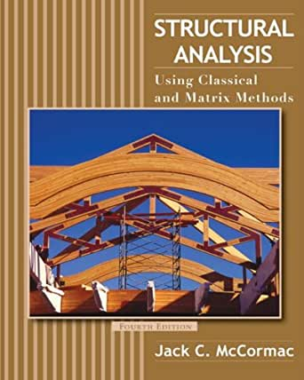 structural analysis 4th edition pdf jack c mccormac