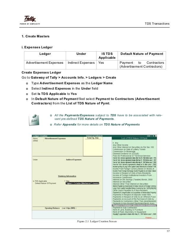 accounts payable in tally pdf