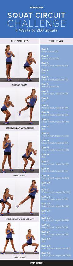 16 week squat challenge free pdf