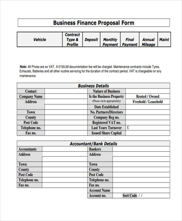 types of business loans pdf