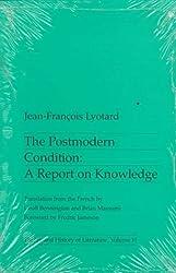 jean francois lyotard postmodernism pdf
