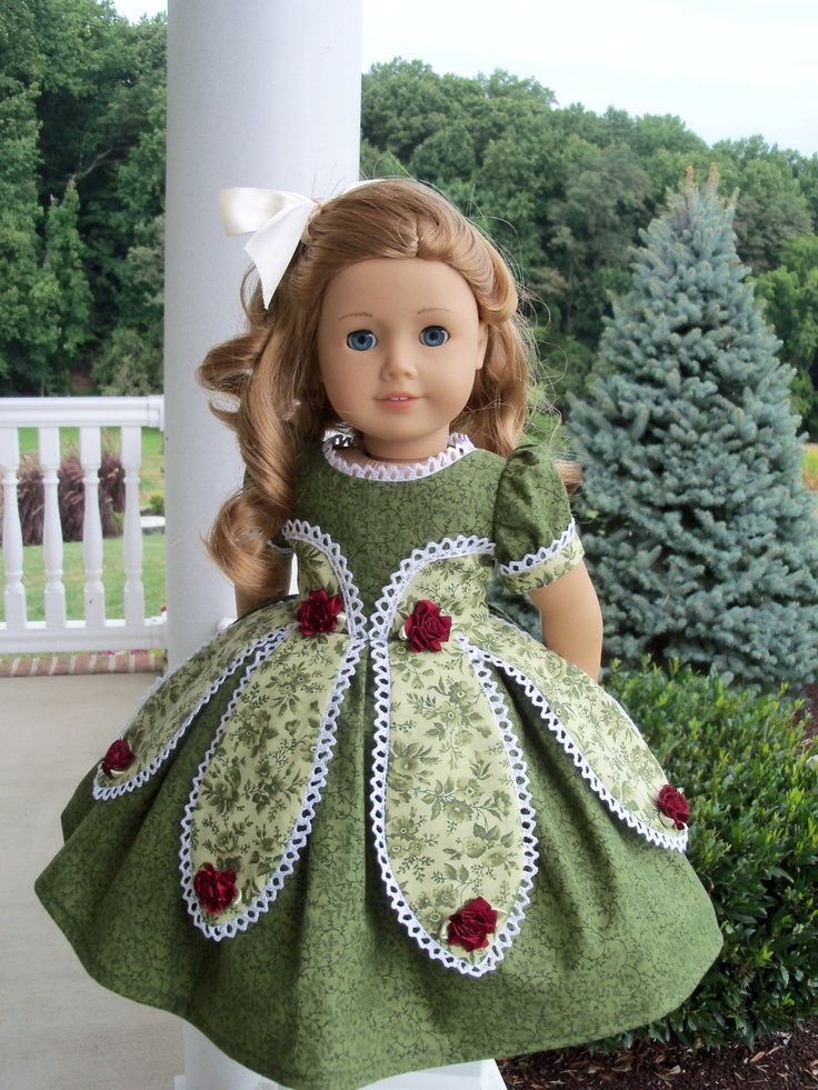 american girl doll clothes patterns pdf