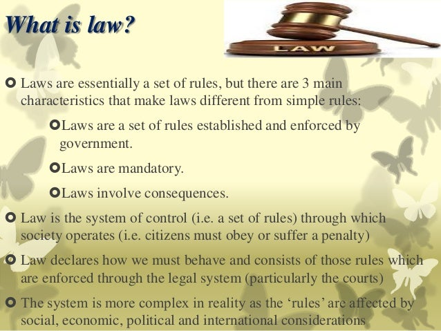 an introduction to law pdf