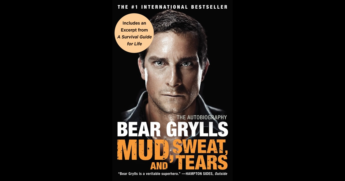 mud sweat and tears bear grylls pdf