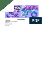 pokemon volt white pokemon locations pdf