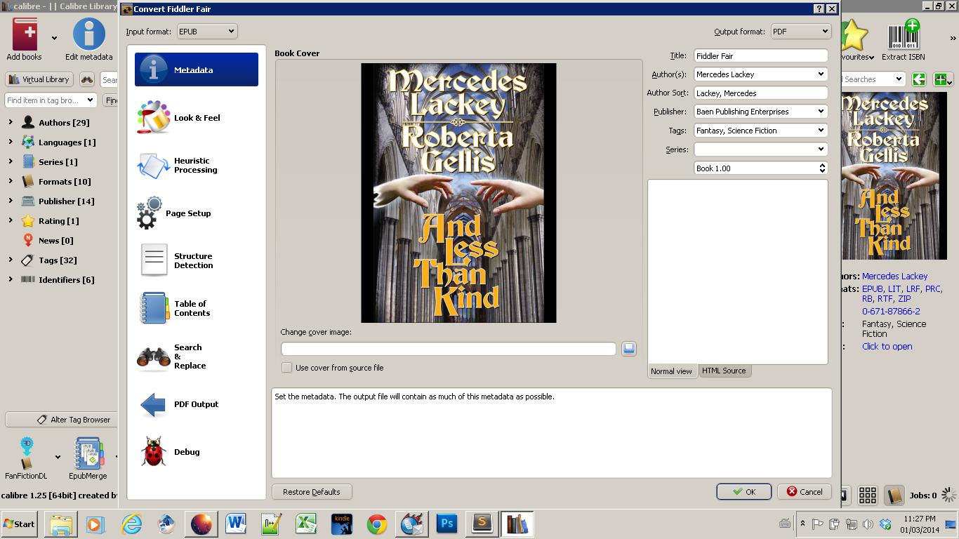 pdf to mobi converter free