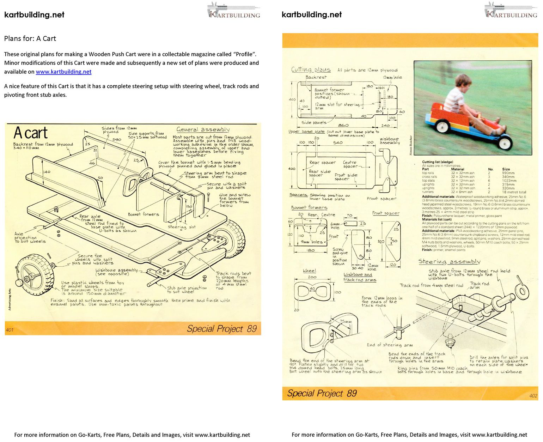 how to build a go kart frame pdf