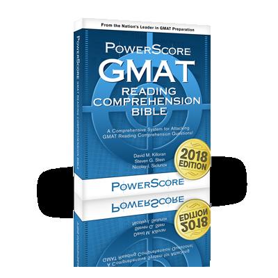the powerscore gmat critical reasoning bible pdf