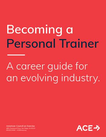 acsm personal trainer study kit pdf