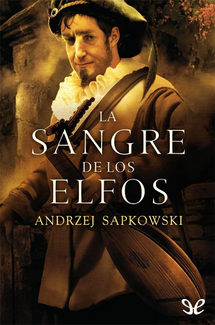 andrzej sapkowski blood of elves pdf