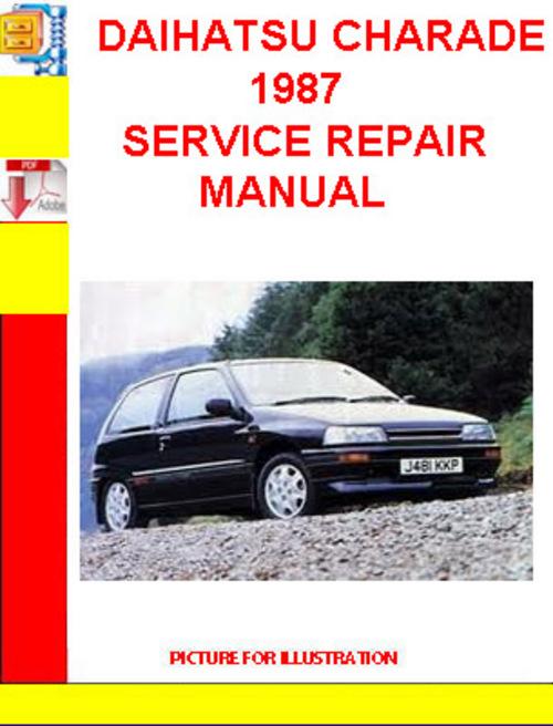 daihatsu 4x4 owners manual pdf