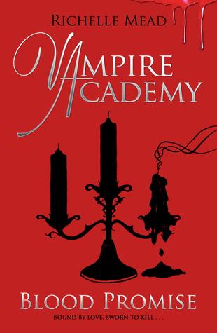 vampire academy blood promise read online pdf