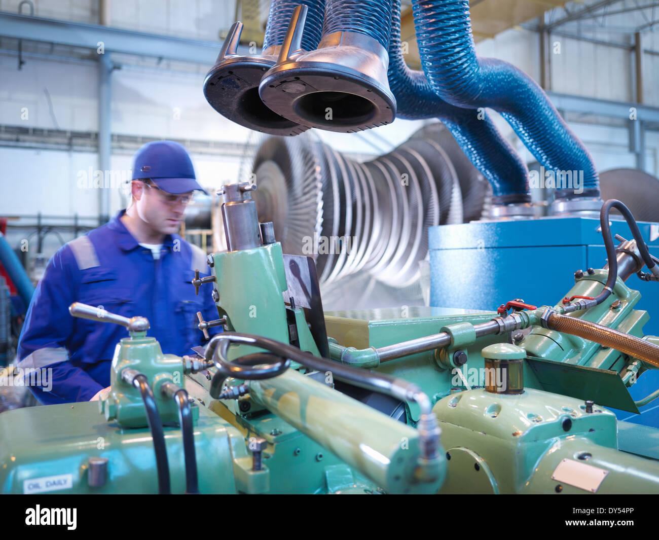 steam turbine power plant pdf