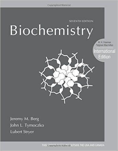 tymoczko biochemistry 3rd edition pdf