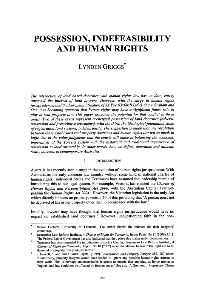 victorian charter of human rights and responsibilities act 2006 pdf