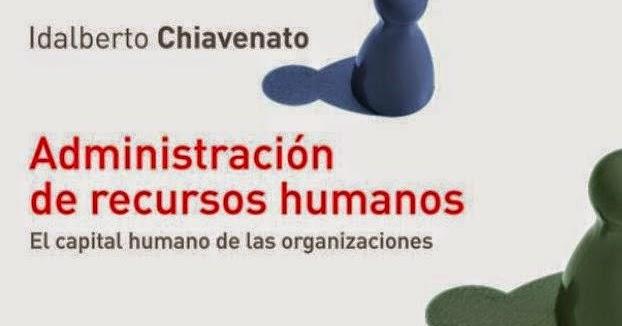 administracion de recursos humanos pearson pdf