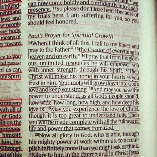 prayers for spiritual growth pdf