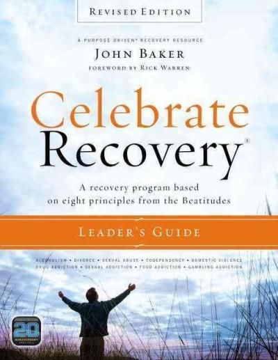 celebrate recovery leadership guide pdf
