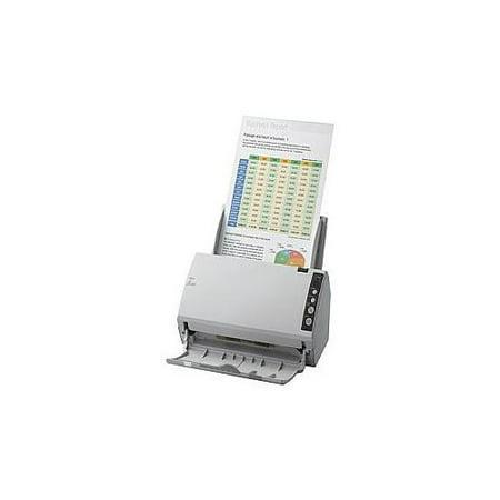 fujitsu fi-6110 scan to pdf resolution