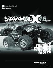 hpi savage x 4.6 manual pdf