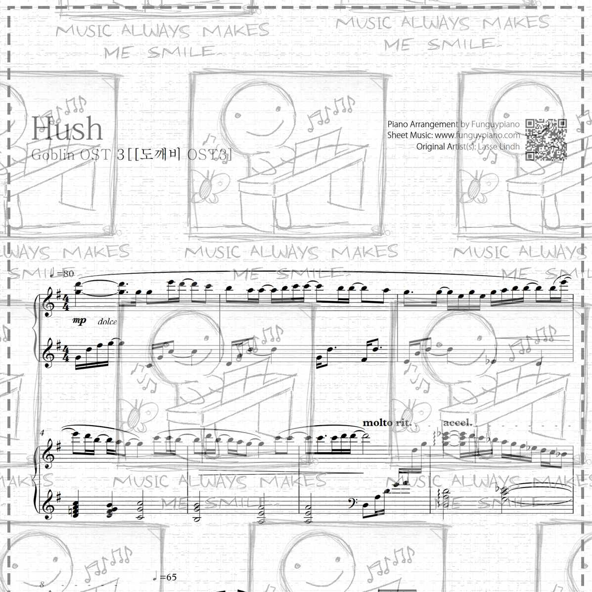 korean drama piano sheet pdf
