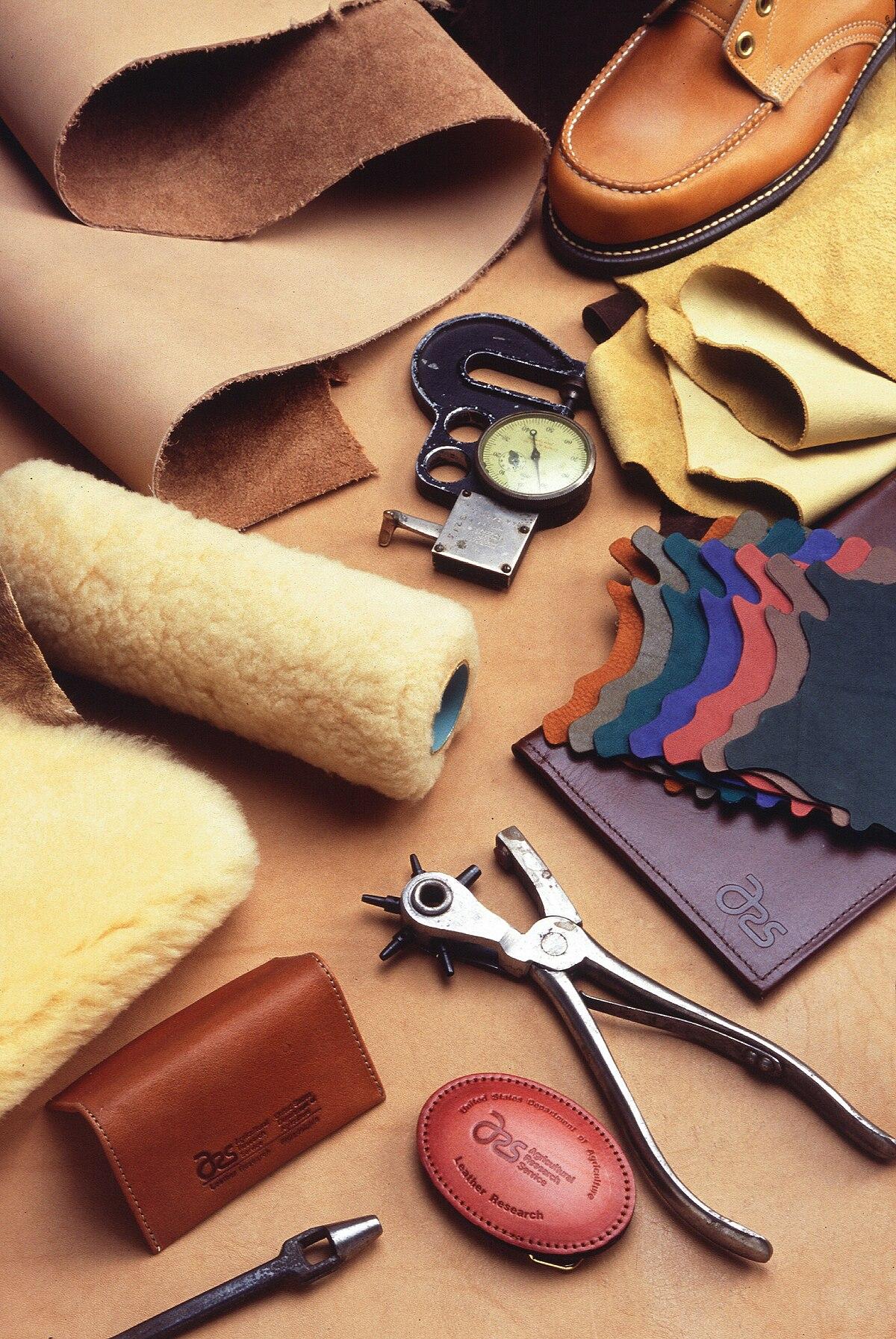 leather bag manufacturing process pdf