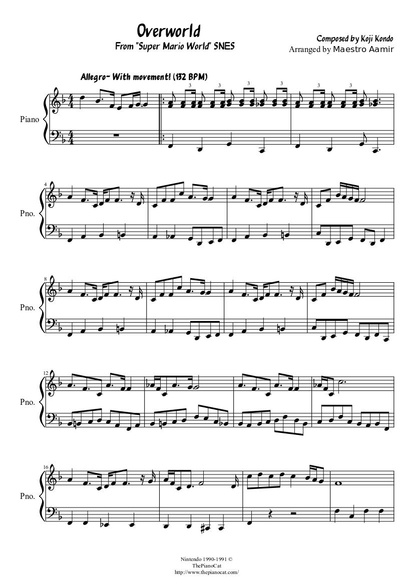 tv themes sheet music pdf