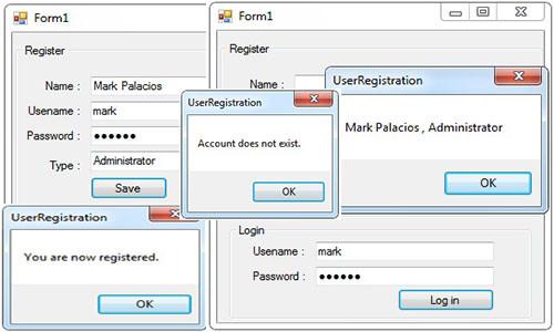 visual basic database tutorial pdf
